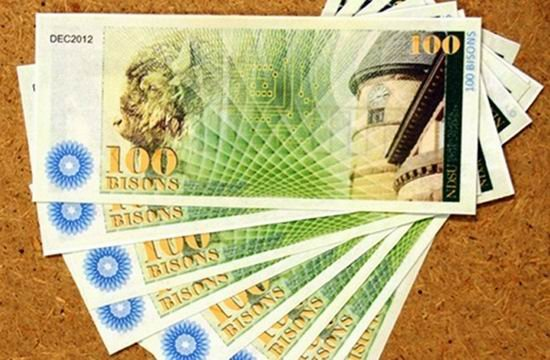 无线射频识别芯片可以植入纸张制造智能钞票