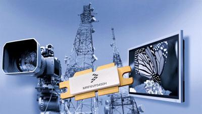 英飞凌科技推出射频功率LDMOS晶体管