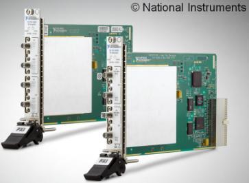 NI推出两个新的射频信号调理模块