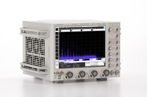 安捷伦微波M波段示波器刷新最高带宽记录