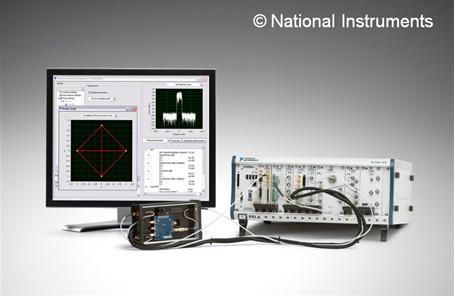 基于PXI平台射频功率放大器解决方案展示