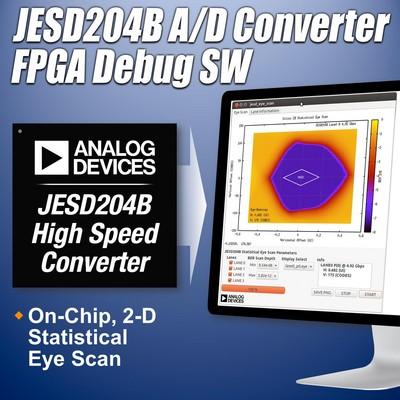 Analog Devices的FPGA软件加快设计