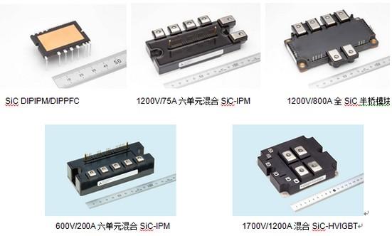 三菱电机携最新SiC功率模块亮相PCIM亚洲展