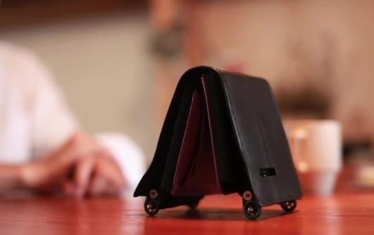 LivingWallet:借传感器护住您包里钞票