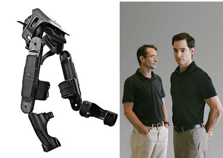 派克汉尼汾研发可穿戴设备Indego:助力残障人士