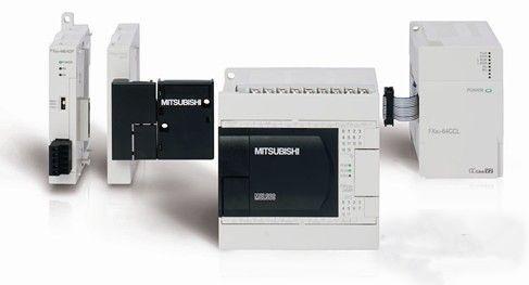 三菱微型PLC FX3GA全新登场 扩展性丰富功能高