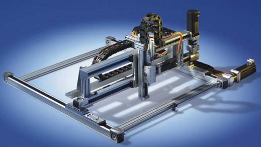 直角坐标机器人与关节机器人的特性介绍及对比分析