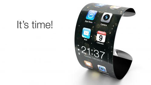 苹果弧面触摸传感器专利开创家电折叠化新趋势