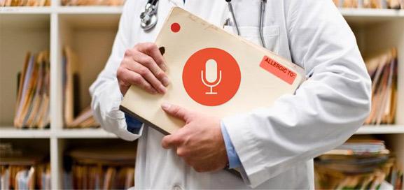 国内第一个医学语音识别系统助医生快速输入病历