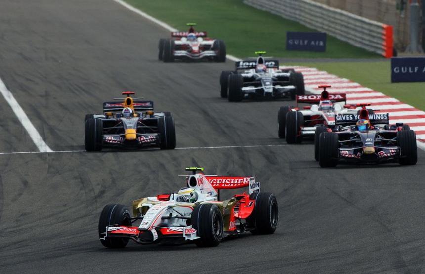 新型安全技术:扭矩传感器在F1赛车比赛中的作用