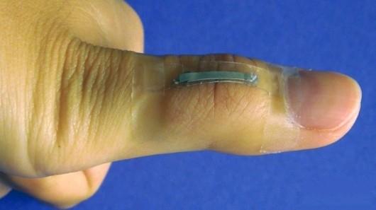 科学家研发可变形银纳米传感器 或将用于类人皮肤