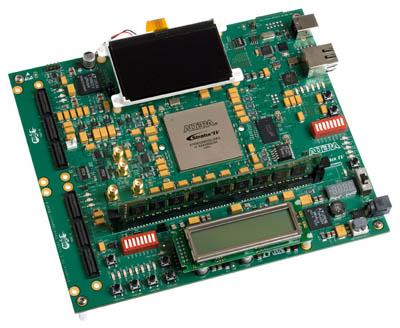 文晔投资美高森美FPGA新设计中心
