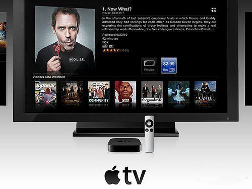 这个可以有!2014年苹果或开展电视业务