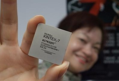 赛灵思:押宝台积电 FPGA业务不留退路