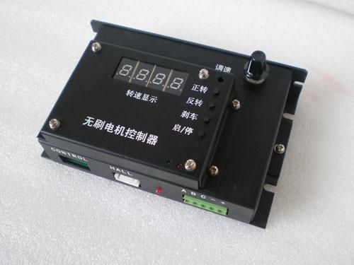 基于单片机控制的无刷电机控制驱动电路问题