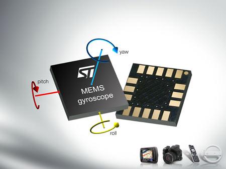观产业市场 2014MEMS传感器复苏年