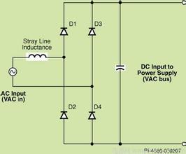 单端反激开关电源的变压器设计与应用