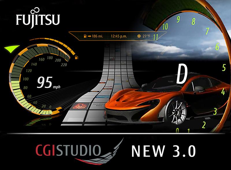 富士通半导体推出全新CGI Studio3.0