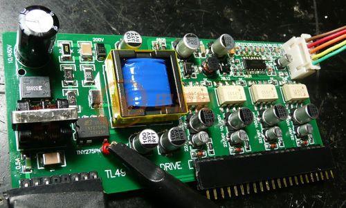 有图有真相 巧用TL494搞定PWM多用驱动板