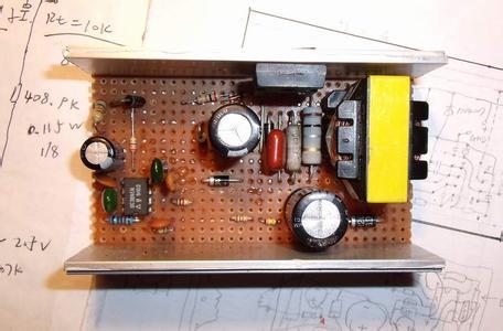 手把手教你不连续模式下反激变换器电路设计