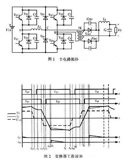 移相全桥PWM知多少 电路及元件详解