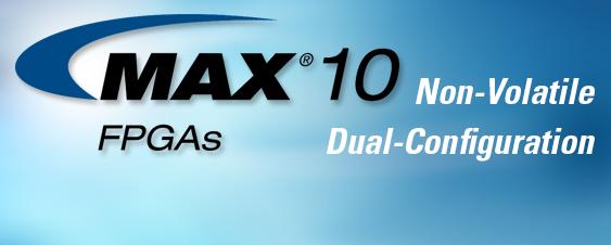 Altera提供非易失MAX 10 FPGA