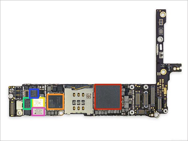 台积电惨遭抛弃 iPhone6基带芯片生变