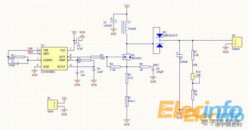 给大家一个用matlab-simulink搭建的简易开环boost模型,可以自己设置