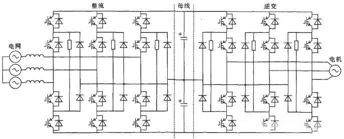 中点箝位三电平双PWM变换器电路设计分享
