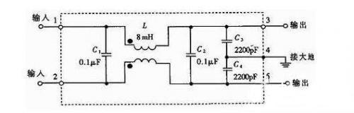 技术样样通 电磁干扰滤波器原理电路设计