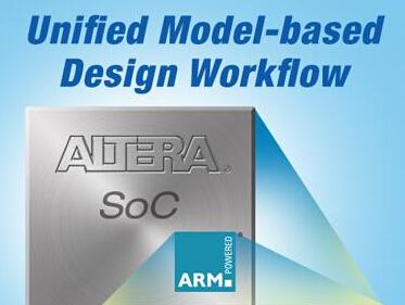 Altera与MathWorks为SoC提供统一工作流程