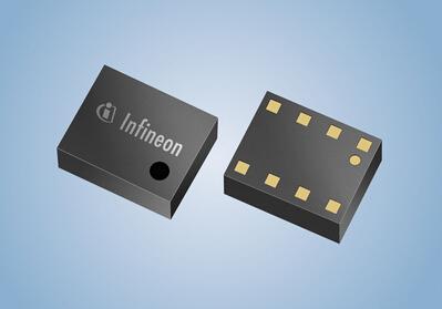 英飞凌发布高分辨率微型MEMS压力传感器