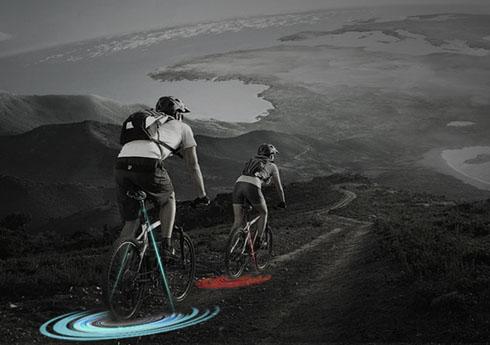 加个特技 让你一路骑行回头率猛增