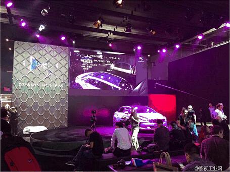 R&S携DVS设备参加2015上海车展