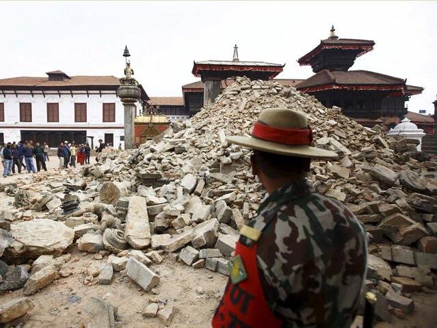 物资之外 科技企业们还在用哪些方式援助尼泊尔