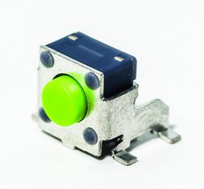 C&K Components推出6mm SMT侧面驱动轻触开关