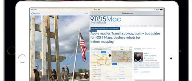 解救iPad:苹果下月发布新功能