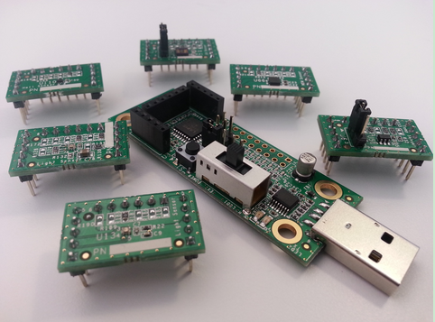 e络盟携手罗姆推出六传感器平台评估套件