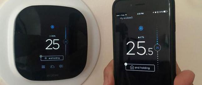 苹果智能恒温器发售 节能又酷炫