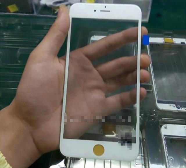 iPhone 6s前面板谍照曝光 外形无变化