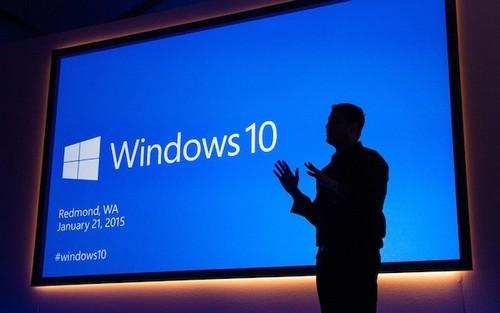微软公司正式宣布进行全球Win10系统升级