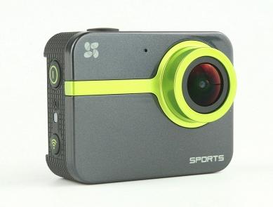 萤石携S1运动摄像机出席南京亚洲户外展