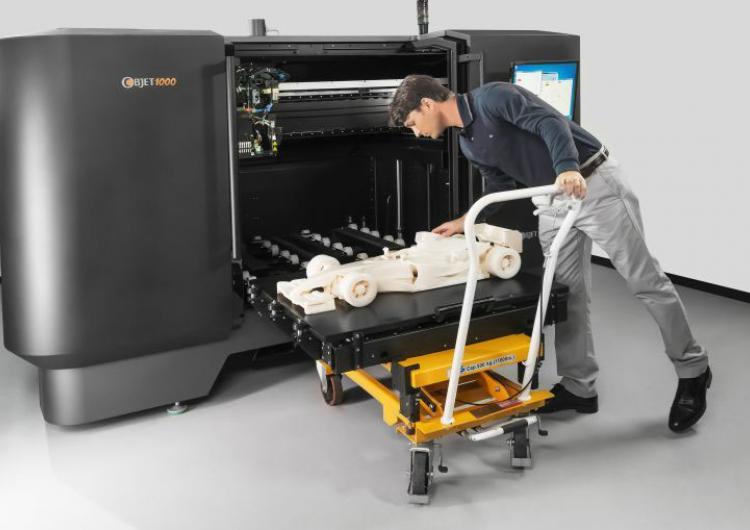 效率最大化 Stratasys助力本田汽车配件3D打印