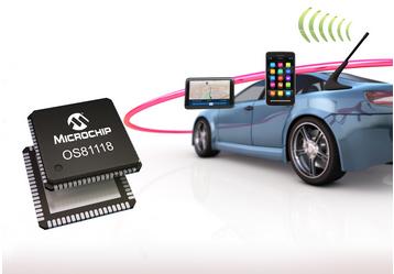 微芯科技宣布奥迪Q7 SUV选用MOST150技术
