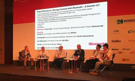 蓝牙技术联盟成功举行2015蓝牙亚洲大会