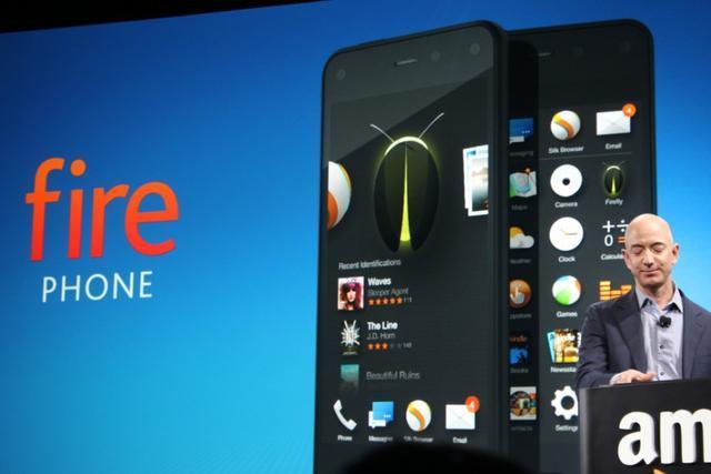 削减成本 亚马逊宣布不再开发智能手机产品