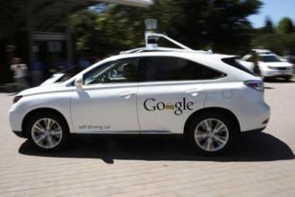 谷歌宣布新研发无人驾驶汽车将不配备雨刷