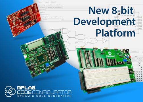 Microchip发布新平台 推动8位MCU发展