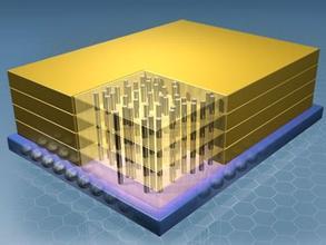 美国研发3D芯片 运行速度可提升1000倍