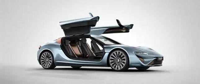 超跑盐水做燃料 续航为电动汽车三倍